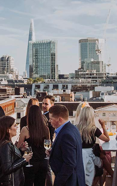 The Aviary – rooftop restaurant
